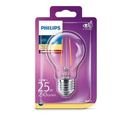Philips LED Žiarovka Philips VINTAGE E27/2,2W/230V 2700K